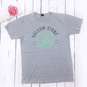 Volcom Logo Spell Out Short Sleeve T-shirt Small